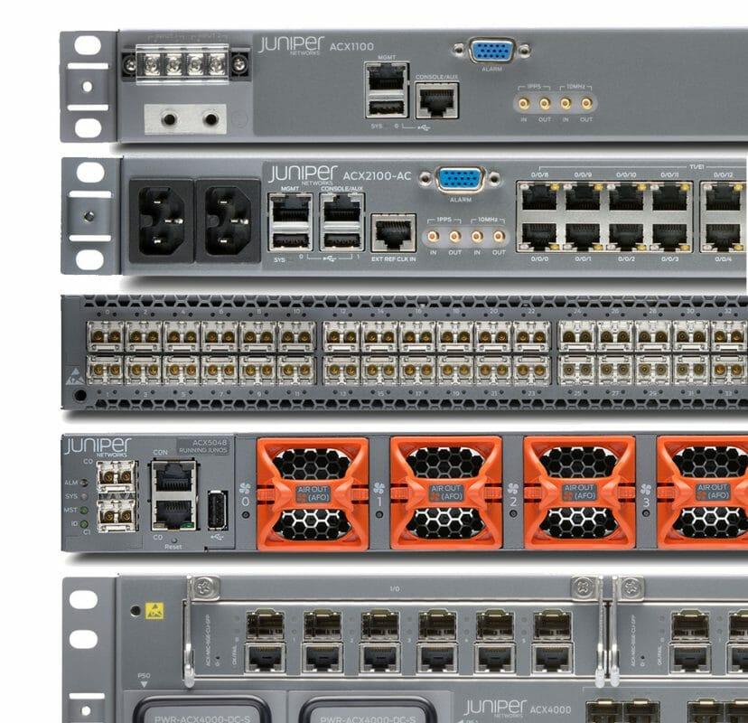 Juniper Router ACX-Serie