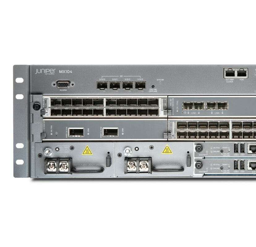 Juniper Router MX-Serie