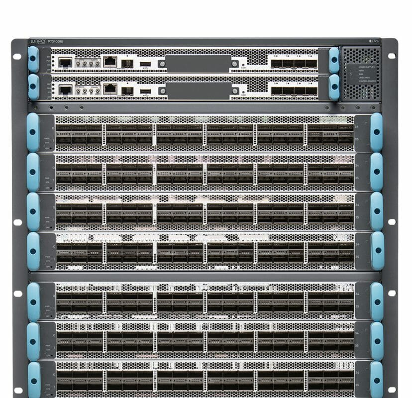 Juniper Router PTX-Serie