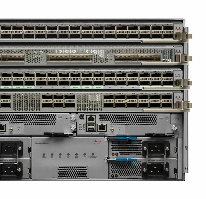 Cisco WAN-Aggregation-Router