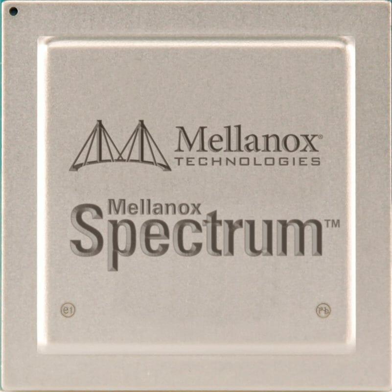 Mellanox Ethernet Switch ICs