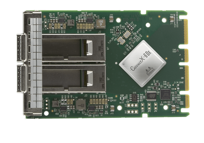 Mellanox ConnectX Ethernet Adapter
