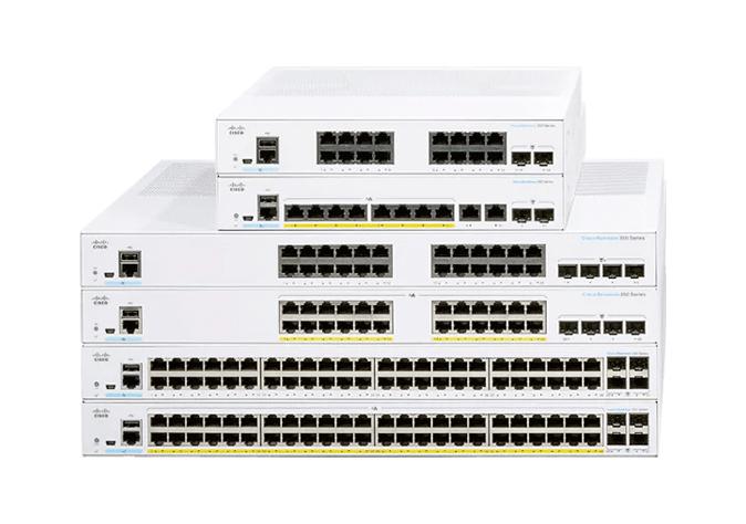 Cisco Netzwerk-Switches für kleine Unternehmen