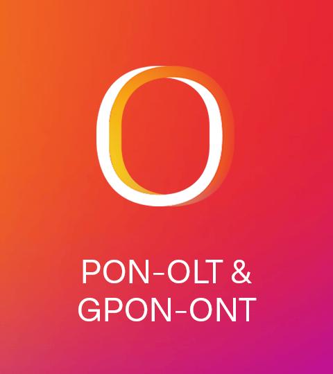 Icon PON-OLT & GPON-ONT