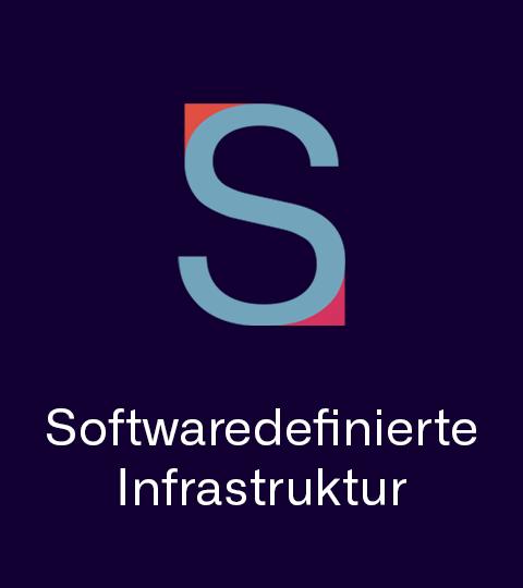 Icon Softwaredefinitierte Infrastruktur Mobile
