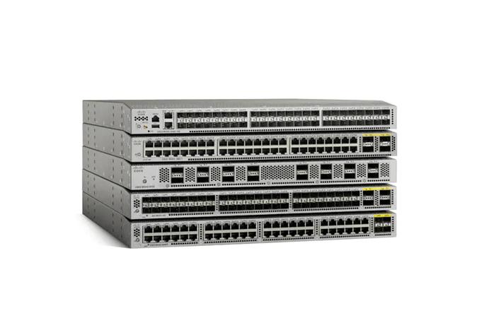 Cisco Switches für Rechenzentren