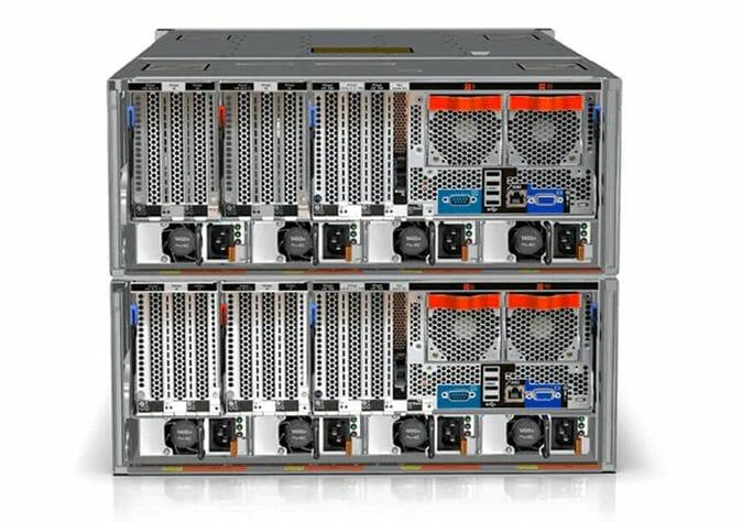 Lenovo ThinkSystem Server für geschäftskritische Aufgaben