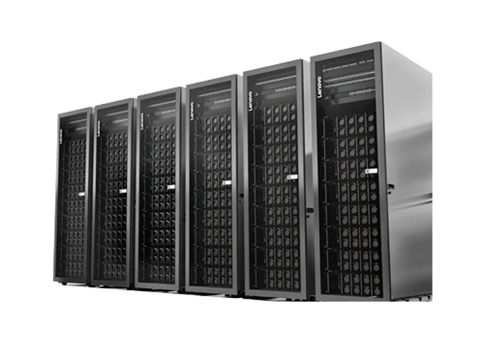 Lenovo ThinkSystem High-Density-Server