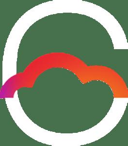 Icon Cloud Managed weiß