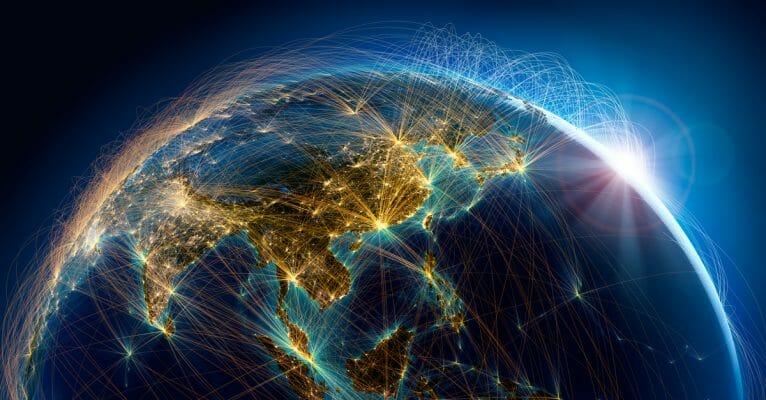 Symbolbild Blogbeitrag VPN für Unternehmen
