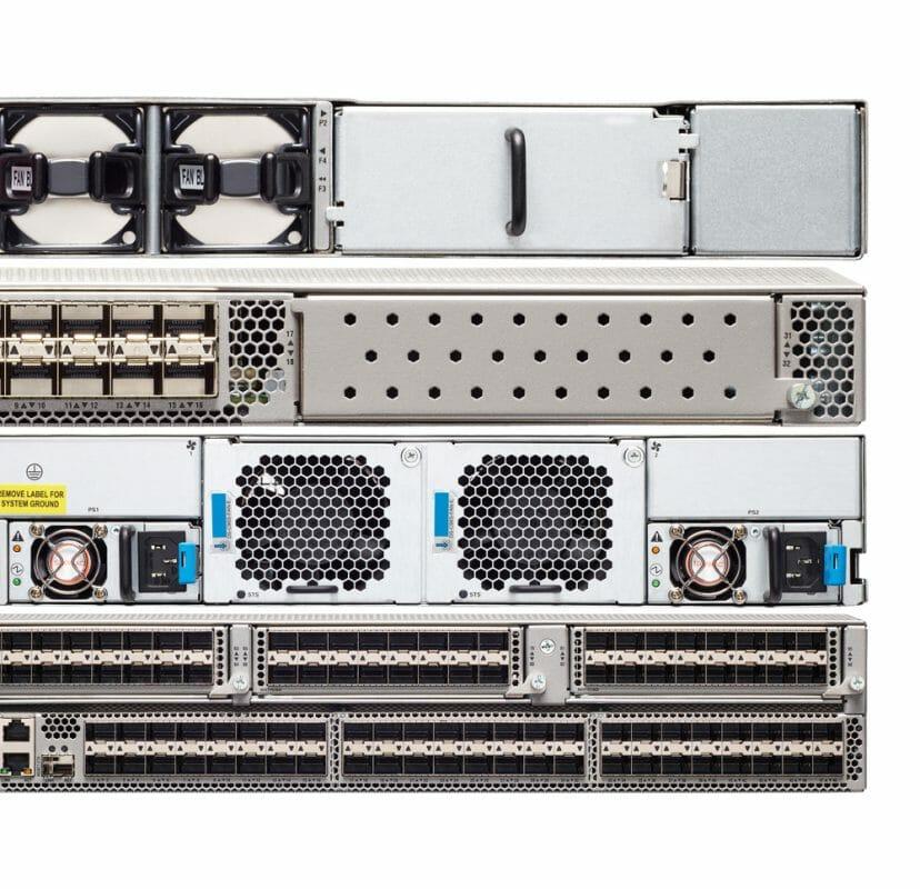 Cisco Switche für Rechenzentren