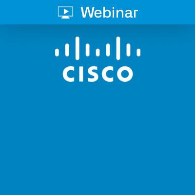 Cisco Webinar