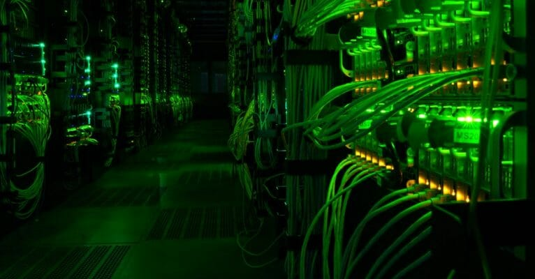 Nitrado data center