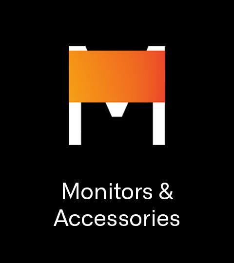 Monitors Banner mobile